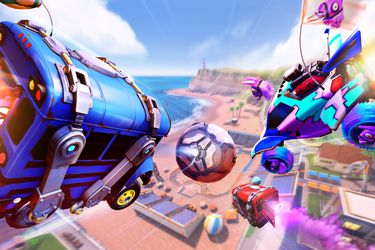 Rocket League tendrá un cross-over con Fortnite de la mano del evento Llama-Rama