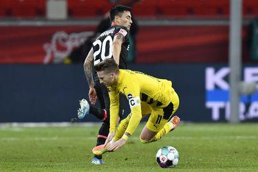 Aránguiz vuelve a ser titular y capitán en triunfo del Leverkusen ante el Dortmund