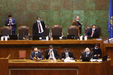 Diputados inician discusión del proyecto del gobierno para extender estado de excepción