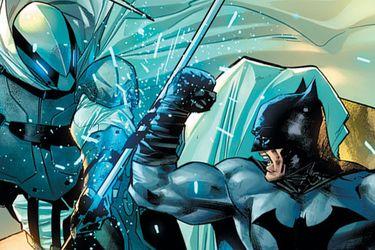 "Ghost-Maker evolucionó del deseo de James Tynion IV  por crear un rival de Batman que fuera ""el Zuko del Aang de Bruce"""