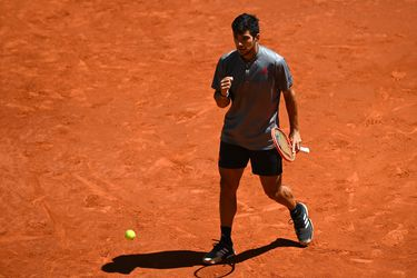 """Garin celebra su victoria en el Masters 1000 de Madrid ante el número 3 del mundo: """"Es uno de los mejores triunfos de mi carrera"""""""