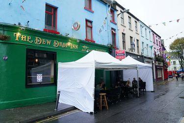 Galería: Irlanda se prepara para el reconfinamiento debido al coronavirus