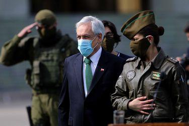 """""""Hoy enfrentamos nuevamente una contienda desigual"""": Piñera evoca a Prat en discurso del 21 de mayo y llama a la unidad frente al coronavirus"""