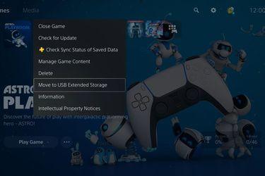 Mañana llegará la primera gran actualización de software de la PS5