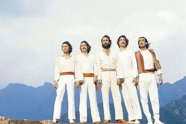 ¿Cómo era Machu Picchu cuando Los Jaivas tocaron su mítico disco en 1981?