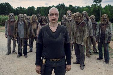 El más reciente episodio de The Walking Dead fue el menos visto de toda la serie