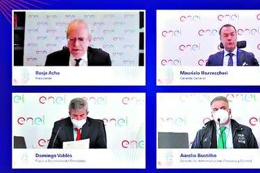 Accionistas de Enel Américas visan fusión con Enel Green Power por amplio margen, pese a división de las AFP