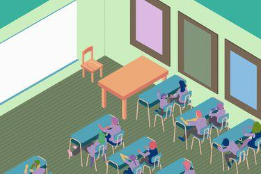 ¿Cómo revertir la escasez de profesores?
