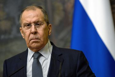 """Ministro de exterior ruso acusa a EEUU de intentar """"sembrar la discordia"""" entre Rusia y la UE por los envíos de gas"""
