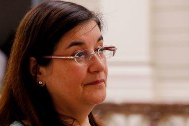 El presidente de la Corte Suprema, recibe en audiencia al nuevo directorio de la Asociación Nacional de Magistrados, conformado por su presidenta Soledad Piñeiro.