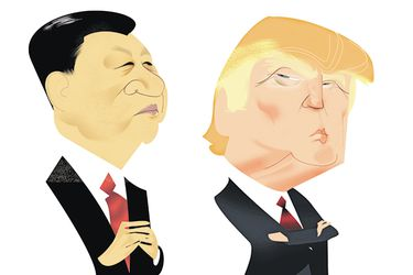 Asamblea General de la ONU: el enfrentamiento entre Xi y Trump por la pandemia
