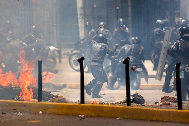 Rol del Poder Judicial en crisis venezolana