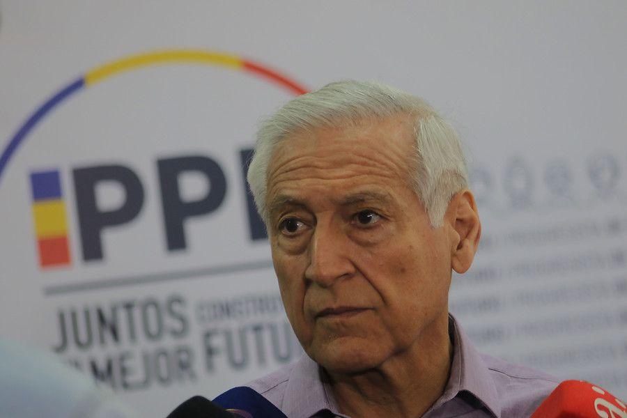 Presidente del PPD, Heraldo Muñoz
