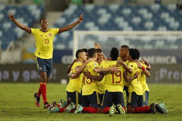 Rueda inicia la Copa América con una sonrisa: Colombia festeja un triunfo ante Ecuador