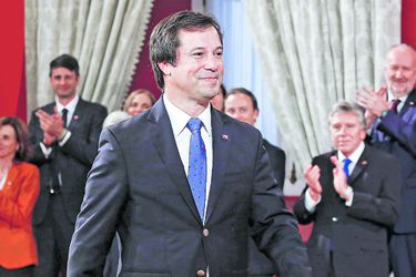 """Palacios llega a continuar con la """"agenda micro"""""""