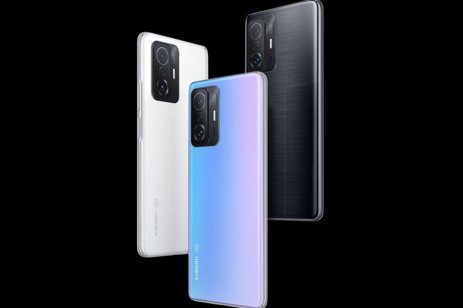 Xiaomi announces three new smartphones of the Xiaomi 11 series
