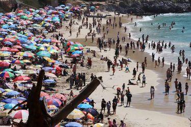 Anuncian nuevo plan de testeo en balnearios: 500 exámenes extra al día en cada playa