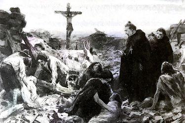 El terremoto de 1647, los desastres y la nueva Constitución