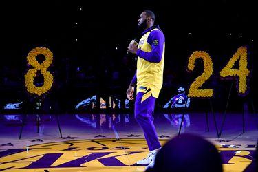 Lakers caen ante Trail Blazers en la jornada marcada por los homenajes a Kobe Bryant