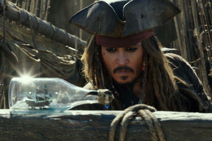 piratas caribe