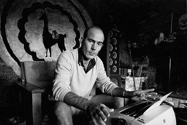 Hunter S. Thompson se tira un ácido: se publica la biografía del creador del periodismo Gonzo