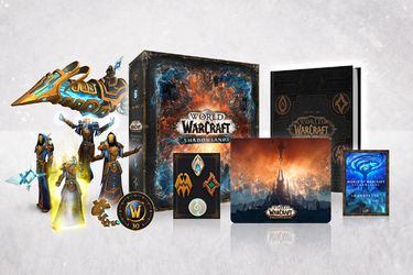 Blizzard anunció que la beta de World of Warcraft: Shadowlands comenzará la próxima semana