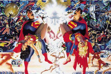 A punta de despidos, WarnerMedia comenzó a reestructurar a todo lo relacionado con DC Comics