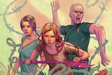 Los cómics de Buffy la Cazavampiros dejarán Dark Horse