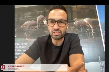 """Felipe Núñez examina a Venezuela: """"Vendrá a hacer su fútbol, a proponer"""""""