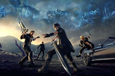 Final Fantasy XV tendrá un MMORPG para dispositivos móviles