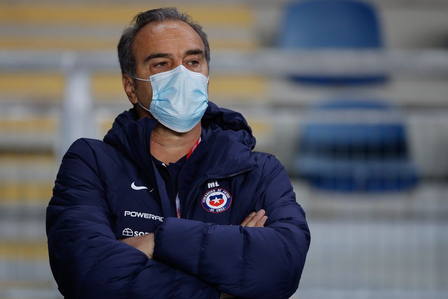 Martín Lasarte se refirió al partido por las Eliminatorias entre Chile y Bolivia.
