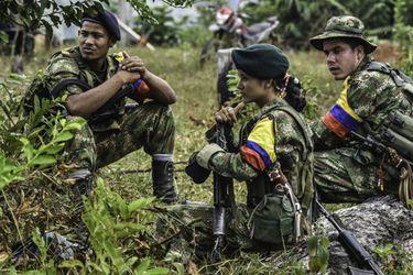 La división de Colombia a cinco años de los acuerdos de paz
