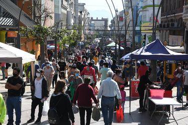 Antofagasta sin cuarentena: calles de la ciudad se llenan tras el fin de la medida