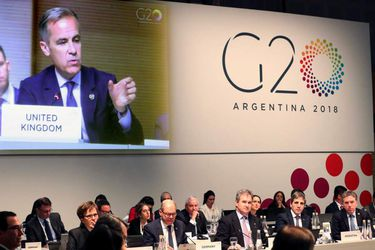 Meeting of G20 Finance Ministers and Central Bank Governors