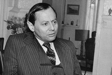 """Muere Federico Willoughby, el vocero de la Junta Militar que fue parte de los """"independientes por el No"""""""