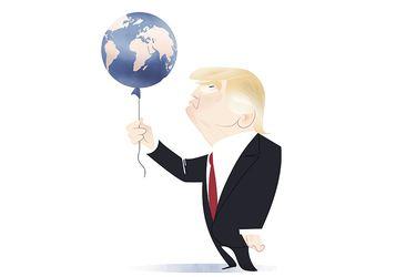 El último día de Trump