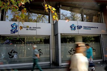 Fondo E de las AFP anota peor arranque de año desde que hay registros