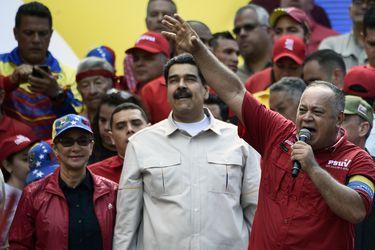 Combatientes y armas iraníes refuerzan al gobierno de Maduro