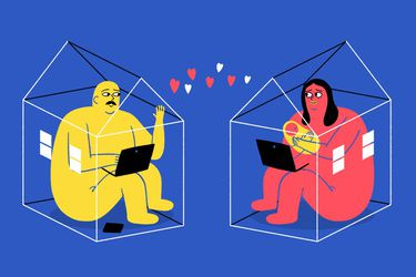 Decálogo para parejas que se distancian en estos tiempos de cuarentena