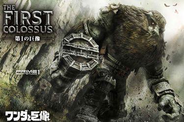 Conozcan a la costosa figura de lujo de Shadow of the Colossus