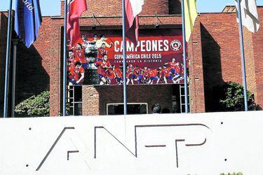 """ANFP explica los alcances de la renuncia de Corradossi: """"En ningún caso procede otra elección"""""""