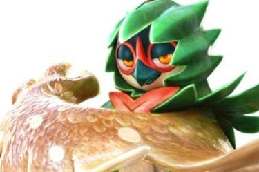 Decidueye fue considerado originalmente para Super Smash Bros. Ultimate