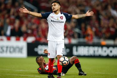 "Palestino se aburre de esperar a San Lorenzo por Paulo Díaz: ""Son unos sinvergüenzas"""