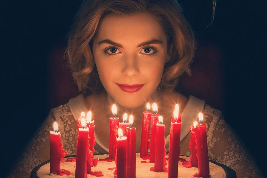 chilling adventures of sabrina (2)