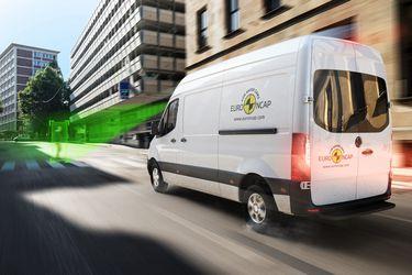 Al pizarrón los furgones de reparto: Euro NCAP desaconseja cinco modelos