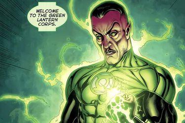 La serie de HBO Max para los Green Lantern ya tendría a su Sinestro