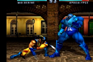 Sale a la luz video de cancelado juego de X-Men de PlayStation
