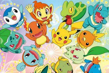 """Google lanza una encuesta para elegir a los """"Pokémon del año"""""""