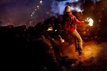 Un invierno en llamas: el documental sobre la rebelión ucraniana