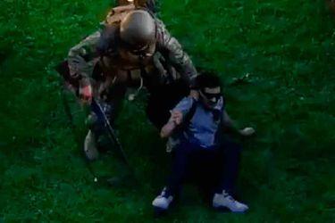 Corte confirma el arresto domiciliario de sargento del Ejército que disparó a trabajador durante toque de queda en Concepción